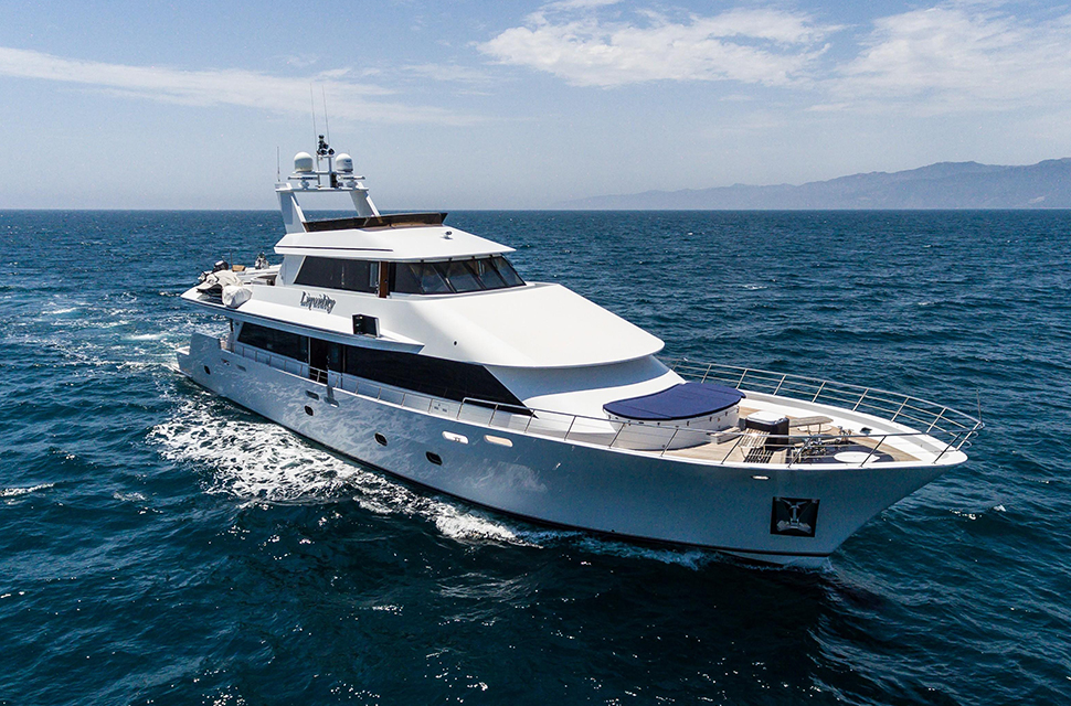120' Platinum Custom Tri-Deck | LIQUIDITY - photo 1