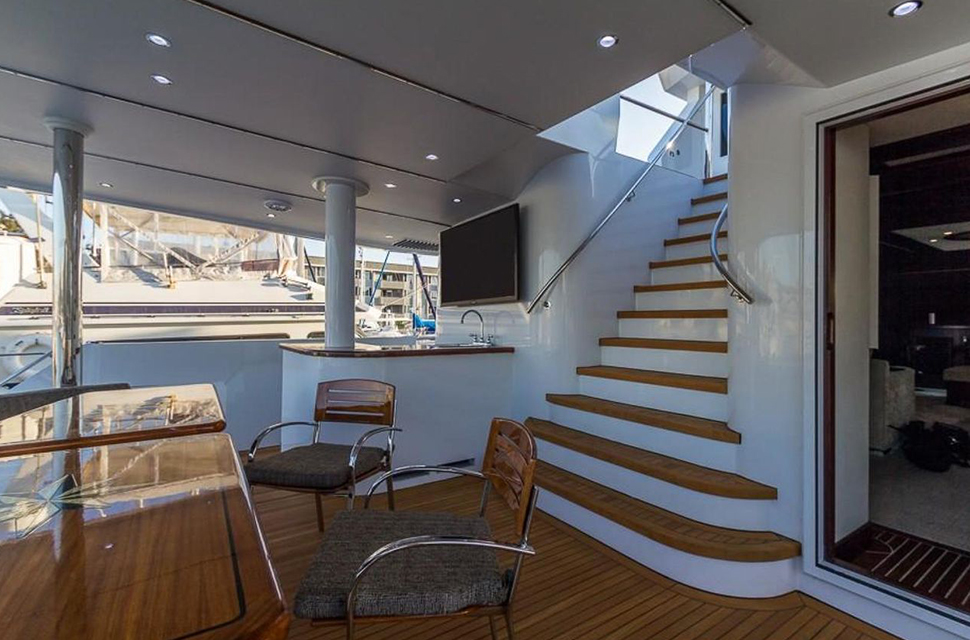 120' Platinum Custom Tri-Deck | LIQUIDITY - photo 2