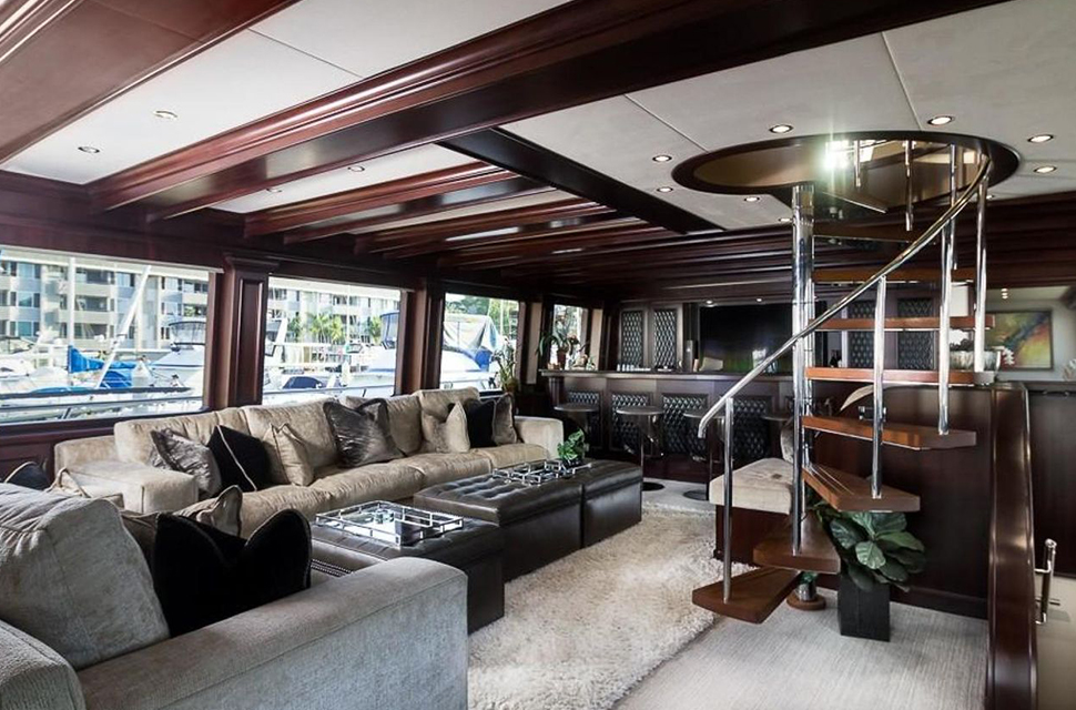 120' Platinum Custom Tri-Deck | LIQUIDITY - photo 3