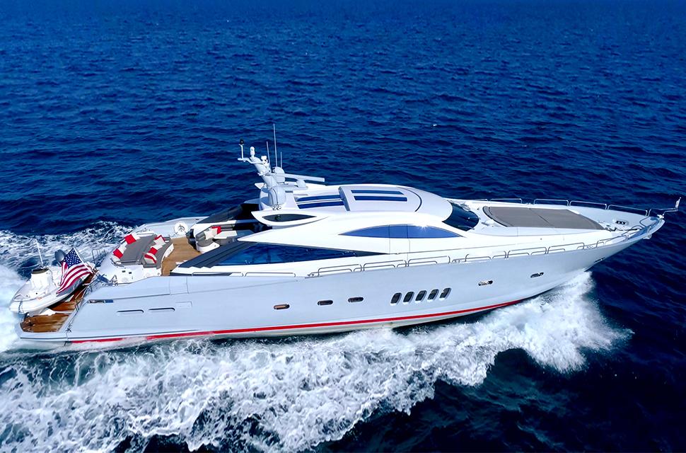 Luxury Yacht Charter: 95' Sunseeker |  PRIVÉE - photo 1
