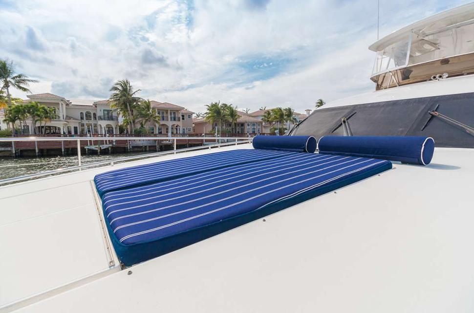 Luxury Yacht Rental: 75' Viking Princess | RHOBOAT - photo 2