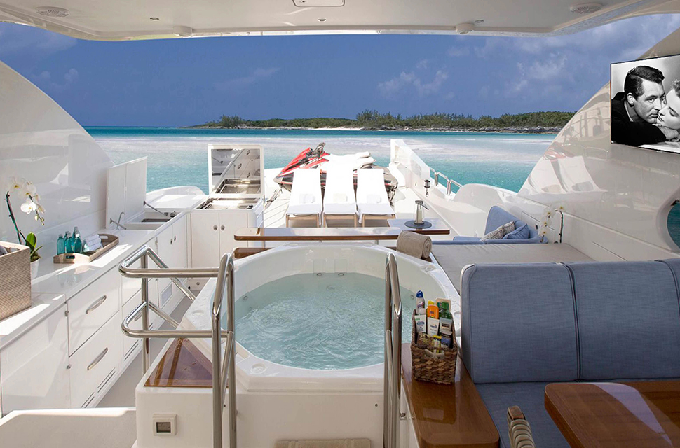 Luxury Yacht Rental: 116' Hargrave 2016 | RENAISSANCE - photo 3