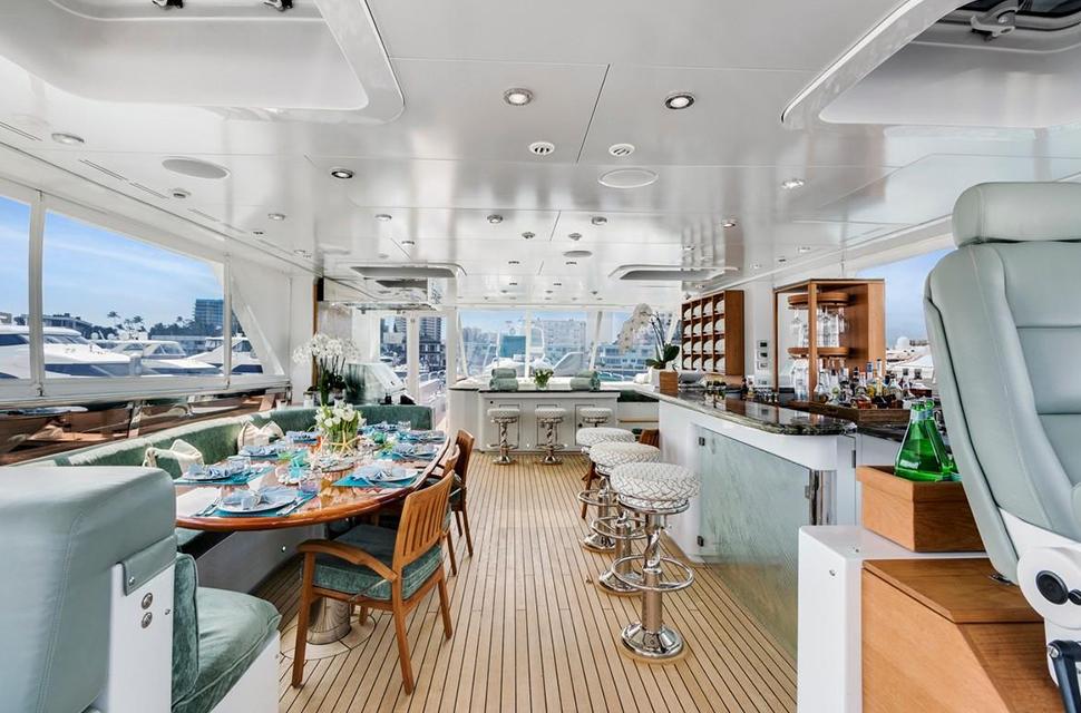 133' Broward Superyacht | SERQUE  - photo 5