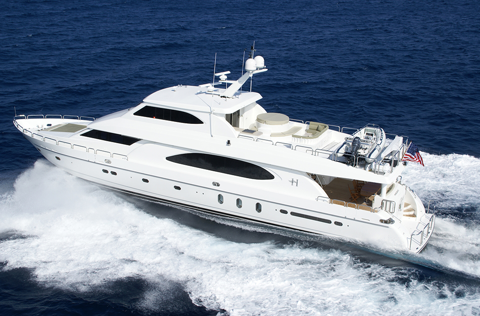 Luxury Yacht Rental: 98' Hargave 2007 | TIGERS EYE - photo 1