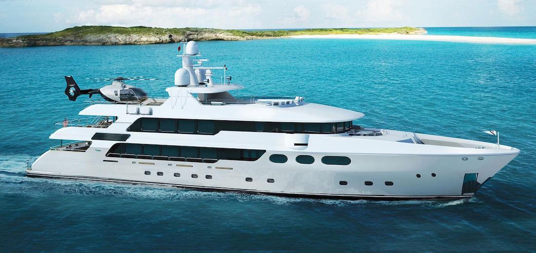 Christensen Yachts Hull 38