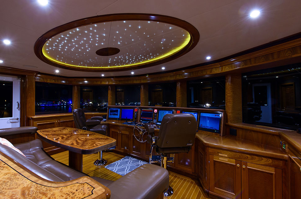 Luxury Yacht Charter: 150' Richmond 2010 | EXCELLENCE - photo 5