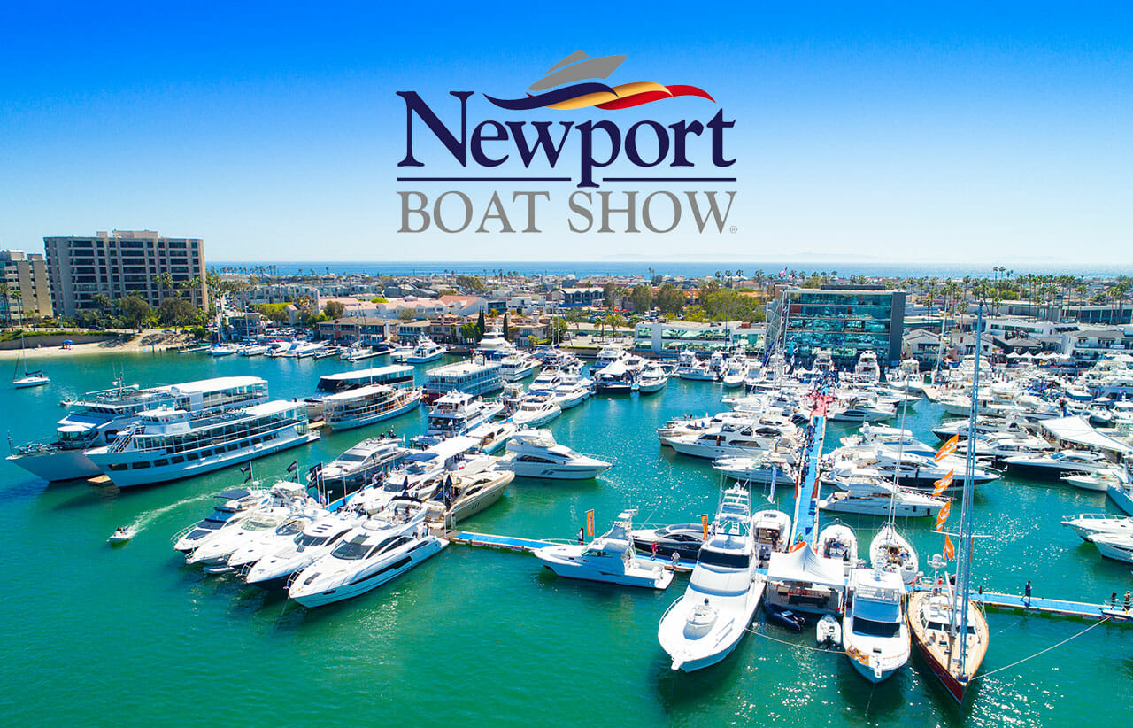 Newport Boat Show 2019 [April 25-29]