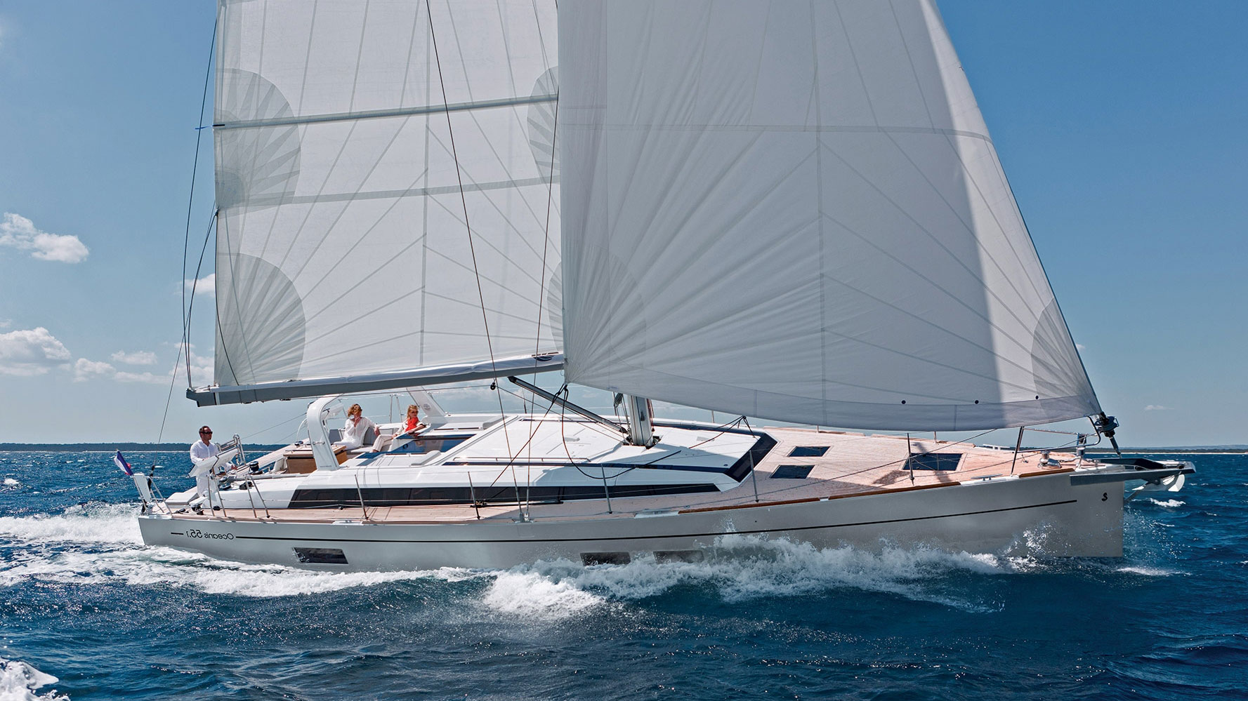 Beneteau Oceanis 62 + 55 1 Trade & Sail | Yachts For Sale