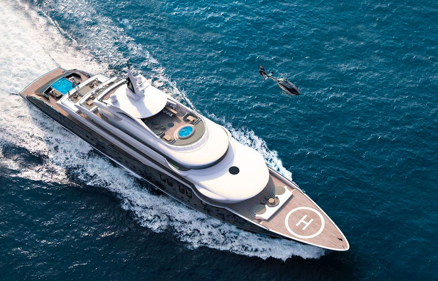 The Real Cost of Owning a Superyacht [Complete Guide]