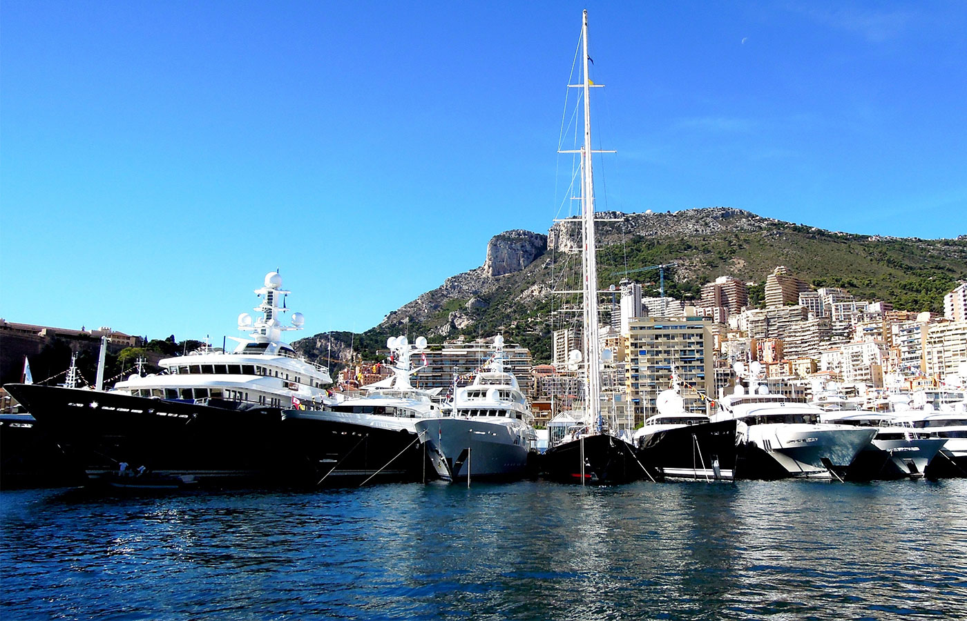 200 Largest Yachts From Boat International