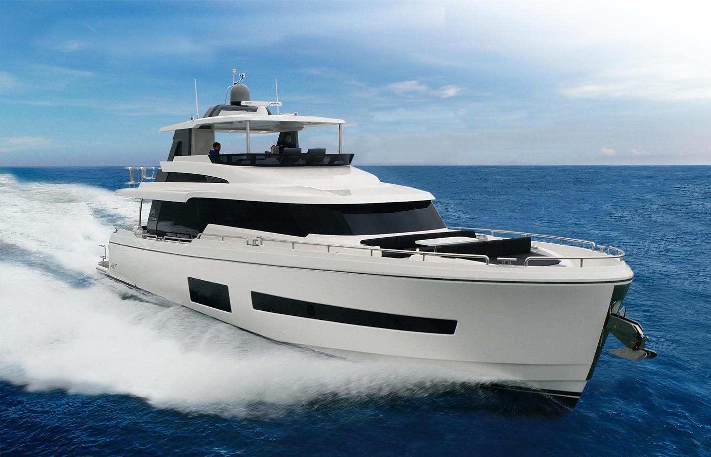 Yacht Review: Horizon V68 [New Model]