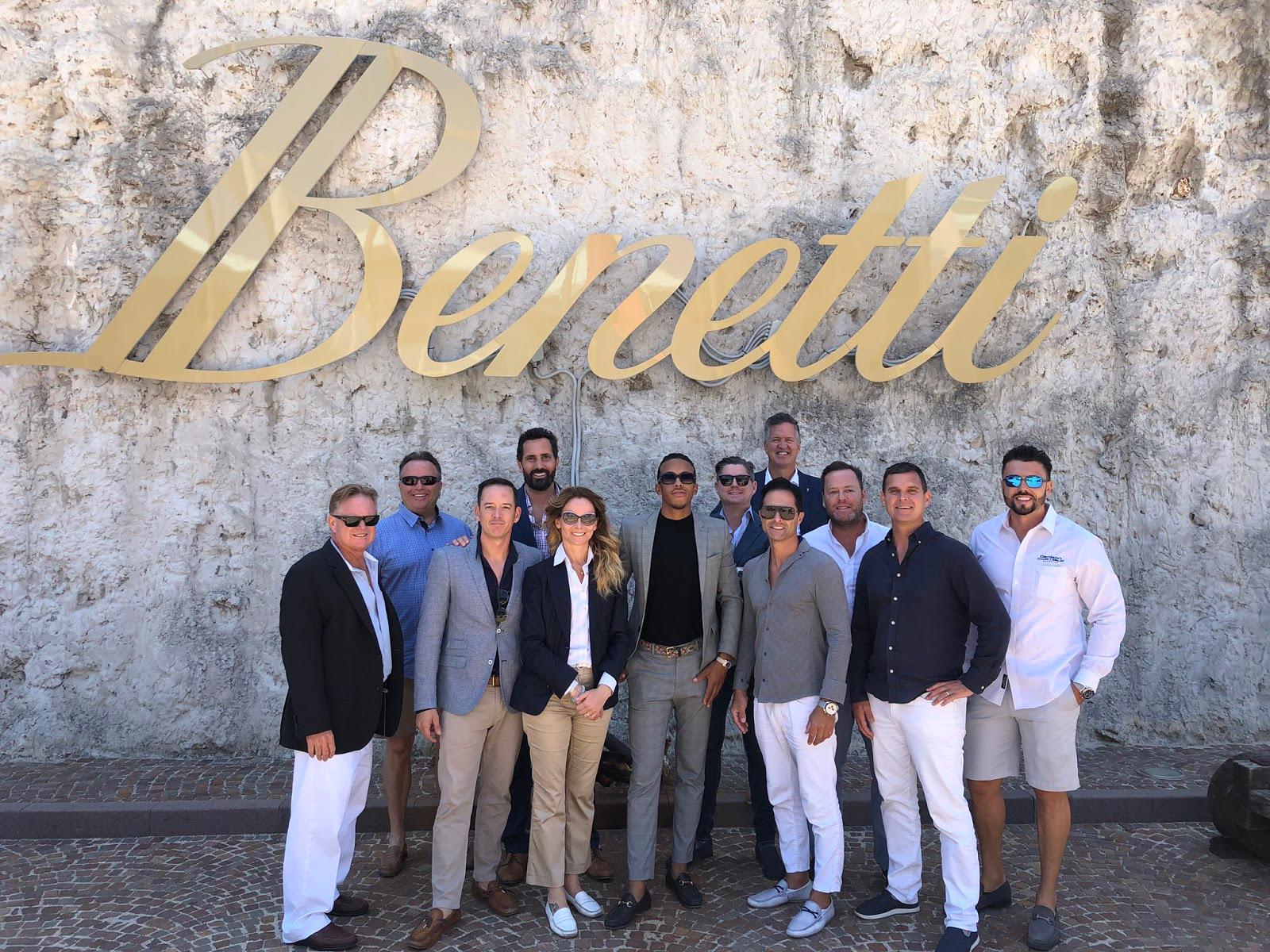 Italian Shipyard Tour Recap [Viareggio + La Spezia]