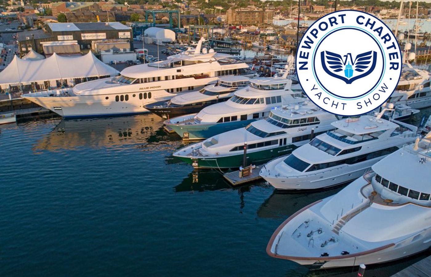 2019 Newport Charter Yacht Show