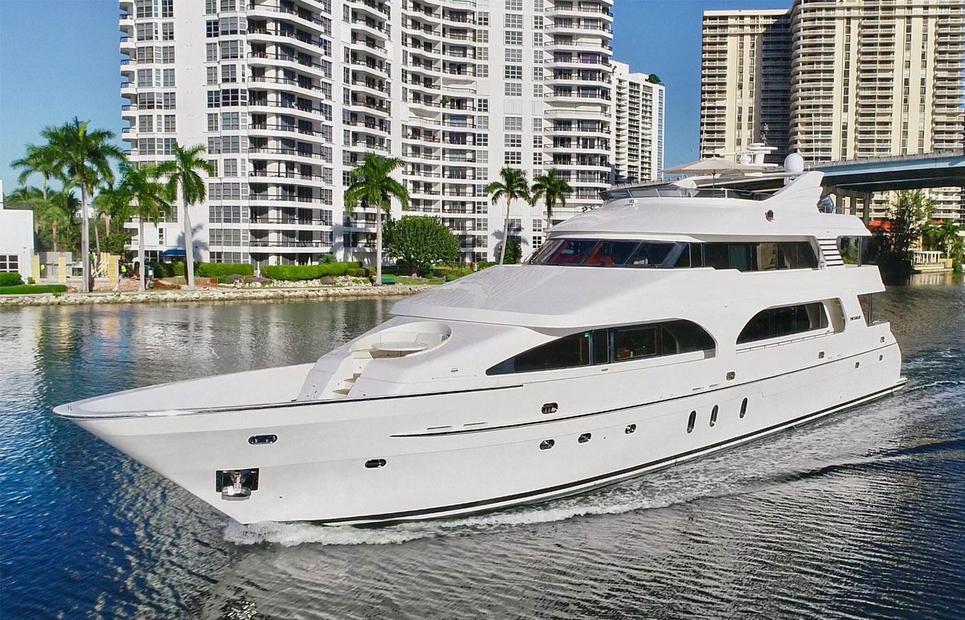 SOLD: 107′ President 2008 By Yacht Broker Will Noftsinger