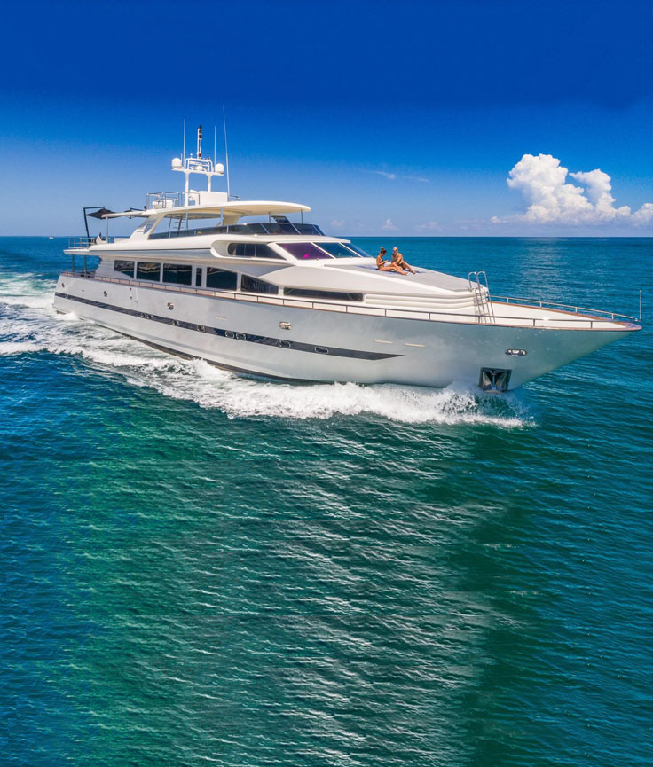 Superyachts for Sale - Used Megayachts Yachts MLS search