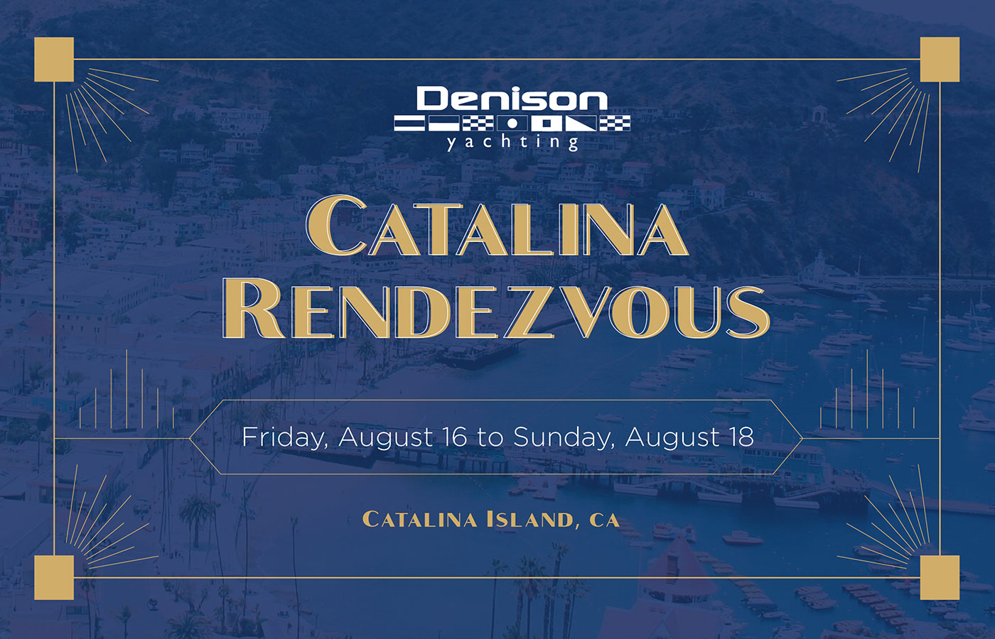 Catalina Rendezvous 2019 [Hollywood Getaway]