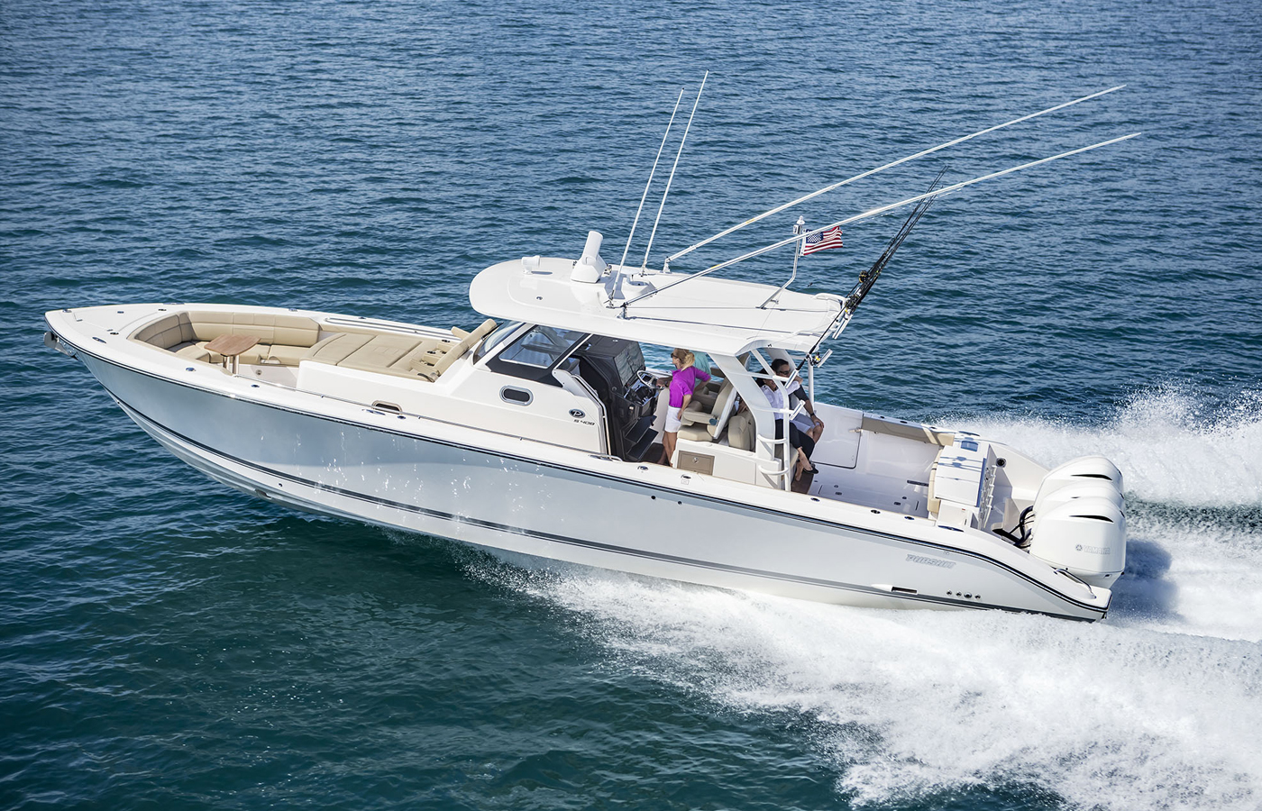 Center Console Summer Sale [Used Boat Deals]