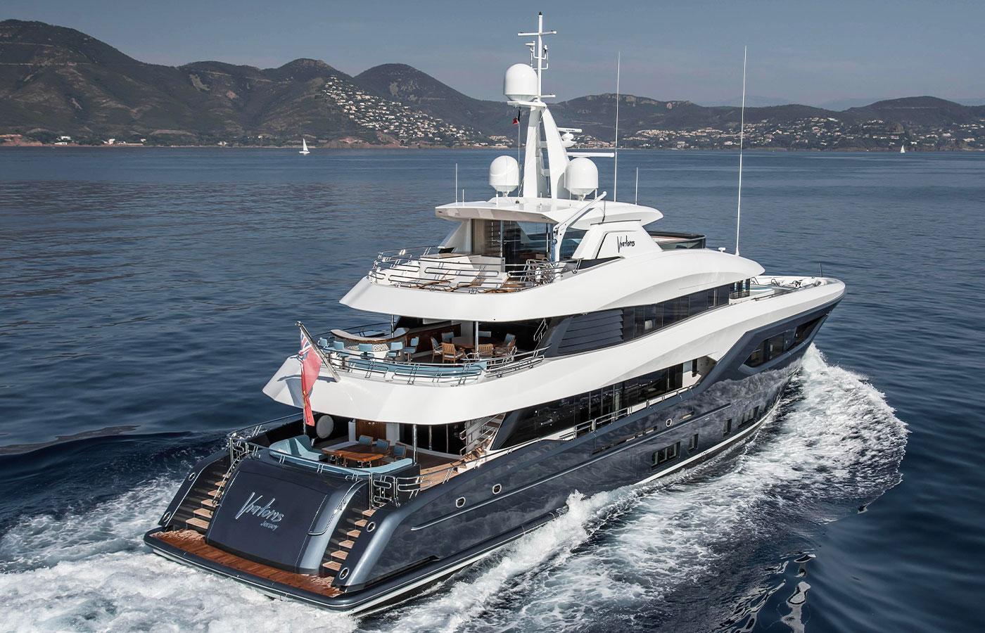 Yacht Walkthrough: 133' Conrad 2018 [Superyacht Highlight]