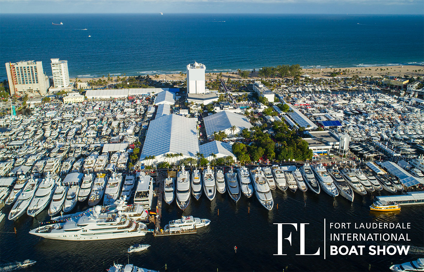 Fort Lauderdale Boat Show 2019 [Featured Yachts + Guide]