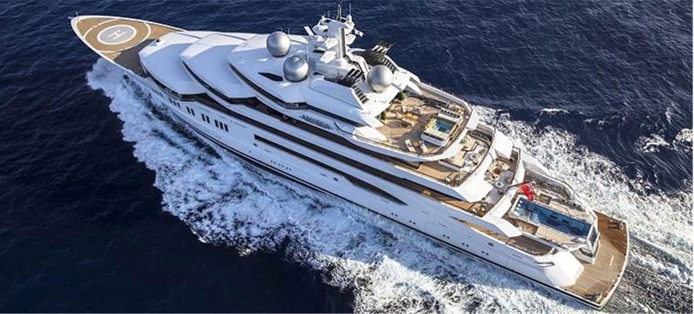 348' Imperial Yachts 2017 | AMADEA