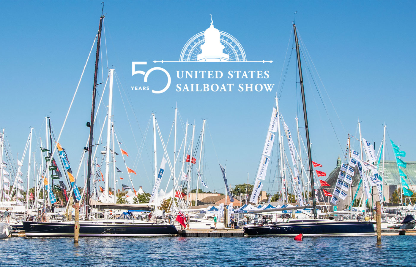 Annapolis Sailboat Show 2019 [Featured Boats + Guide]