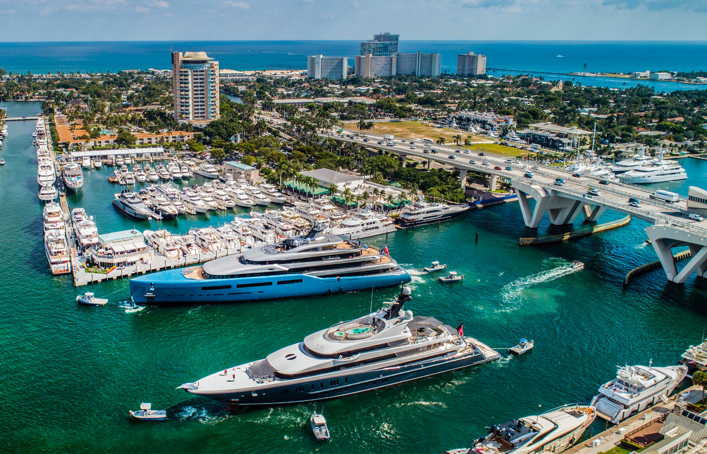 Top 3 Restaurants To Try At  FLIBS 2019 [Boat Show Guide]