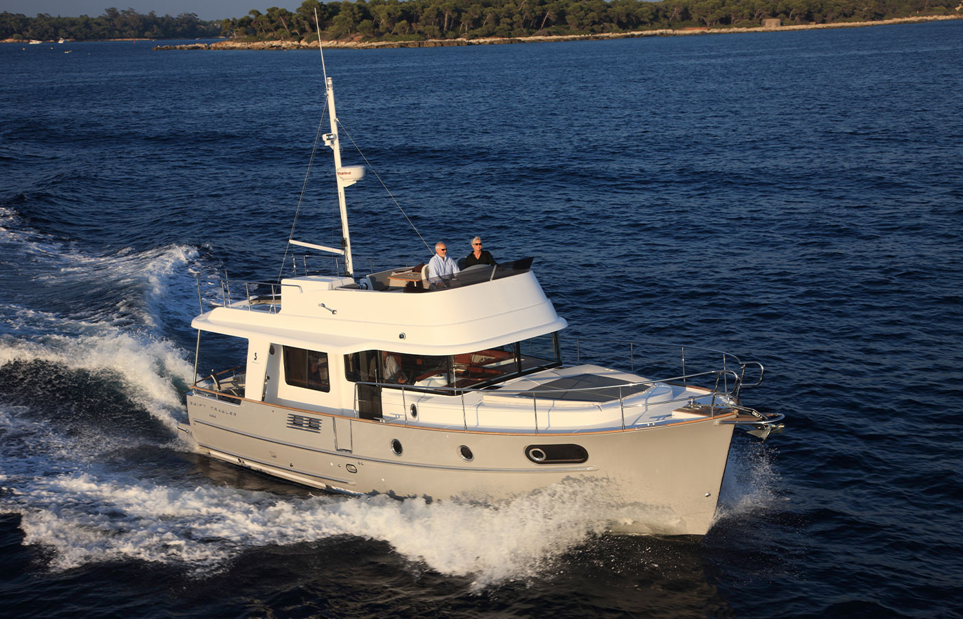 44 Beneteau Swift Trawler [Boat Owner Review]
