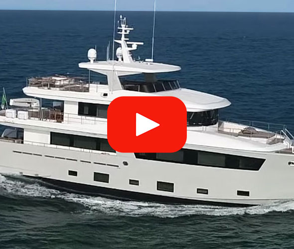 CDM yacht walkthrough