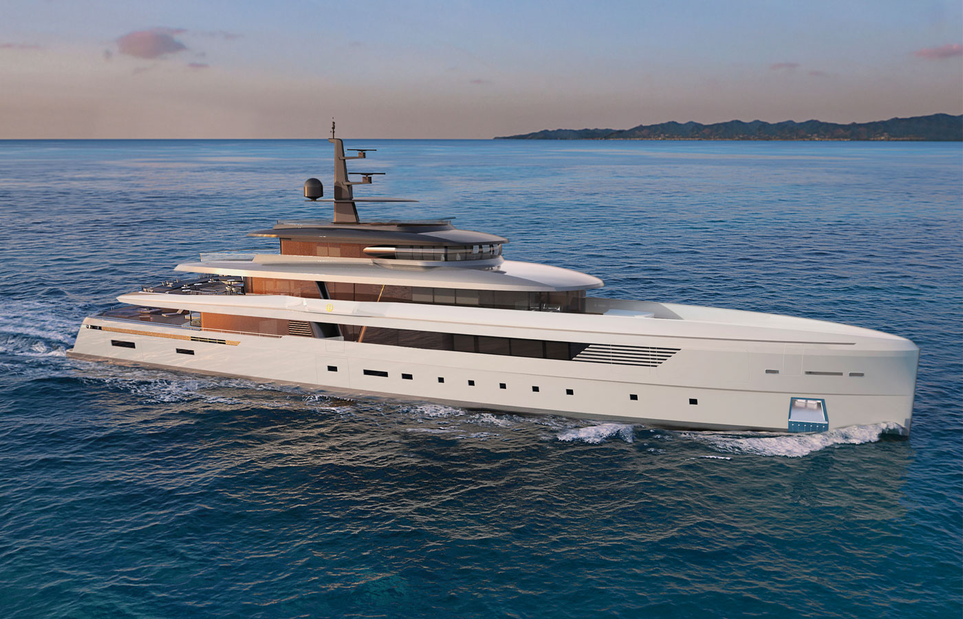 New 215′ Perini Navi Voyager [Superyacht Highlight]