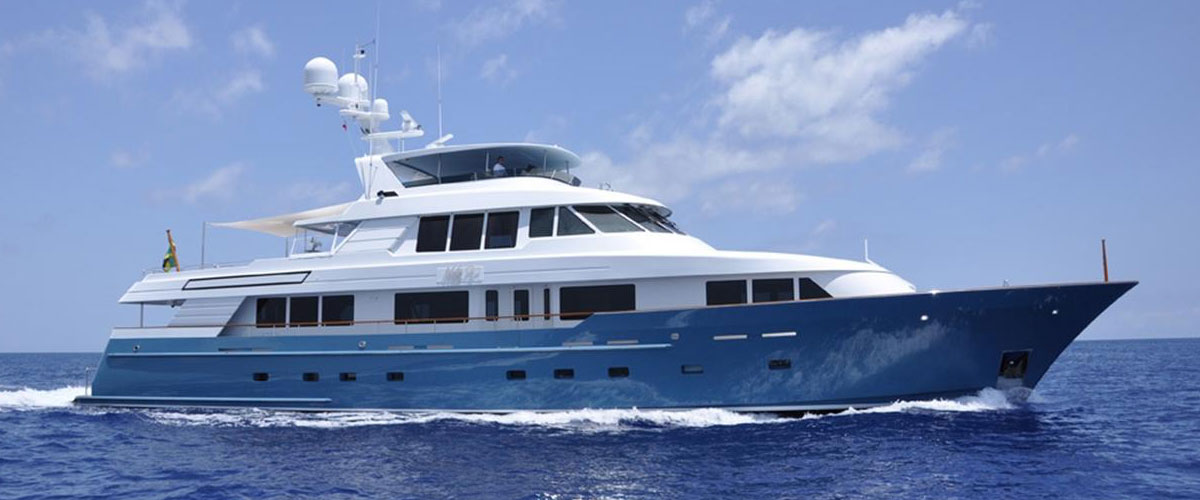 fore aces yacht charter