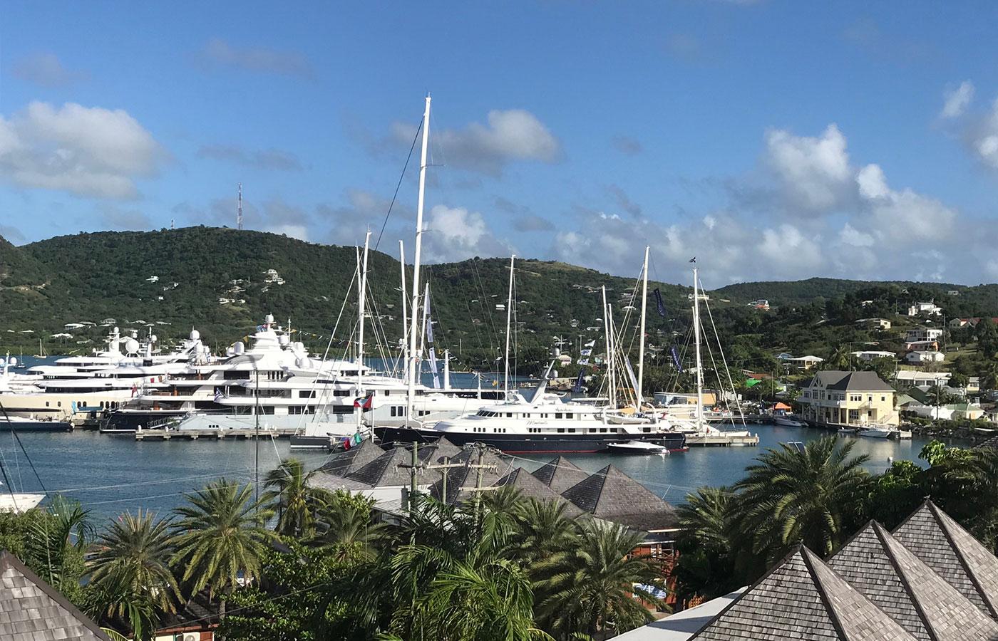 Antigua Charter Yacht Show 2019 [Event Recap]