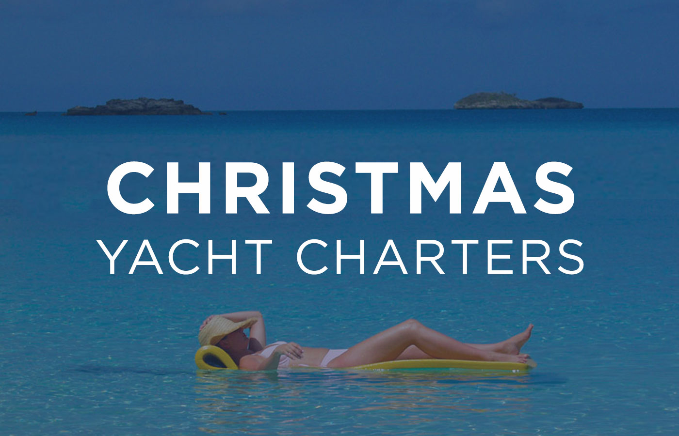 3 Bahamas Charters For Christmas 2019 [Newly Reduced]