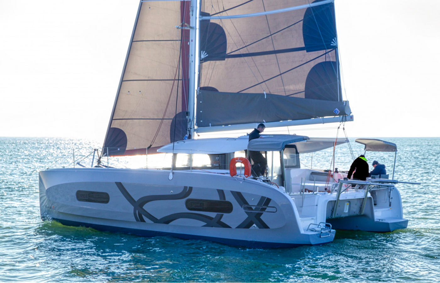 The New Line Of Excess Catamarans [Excess Talks]