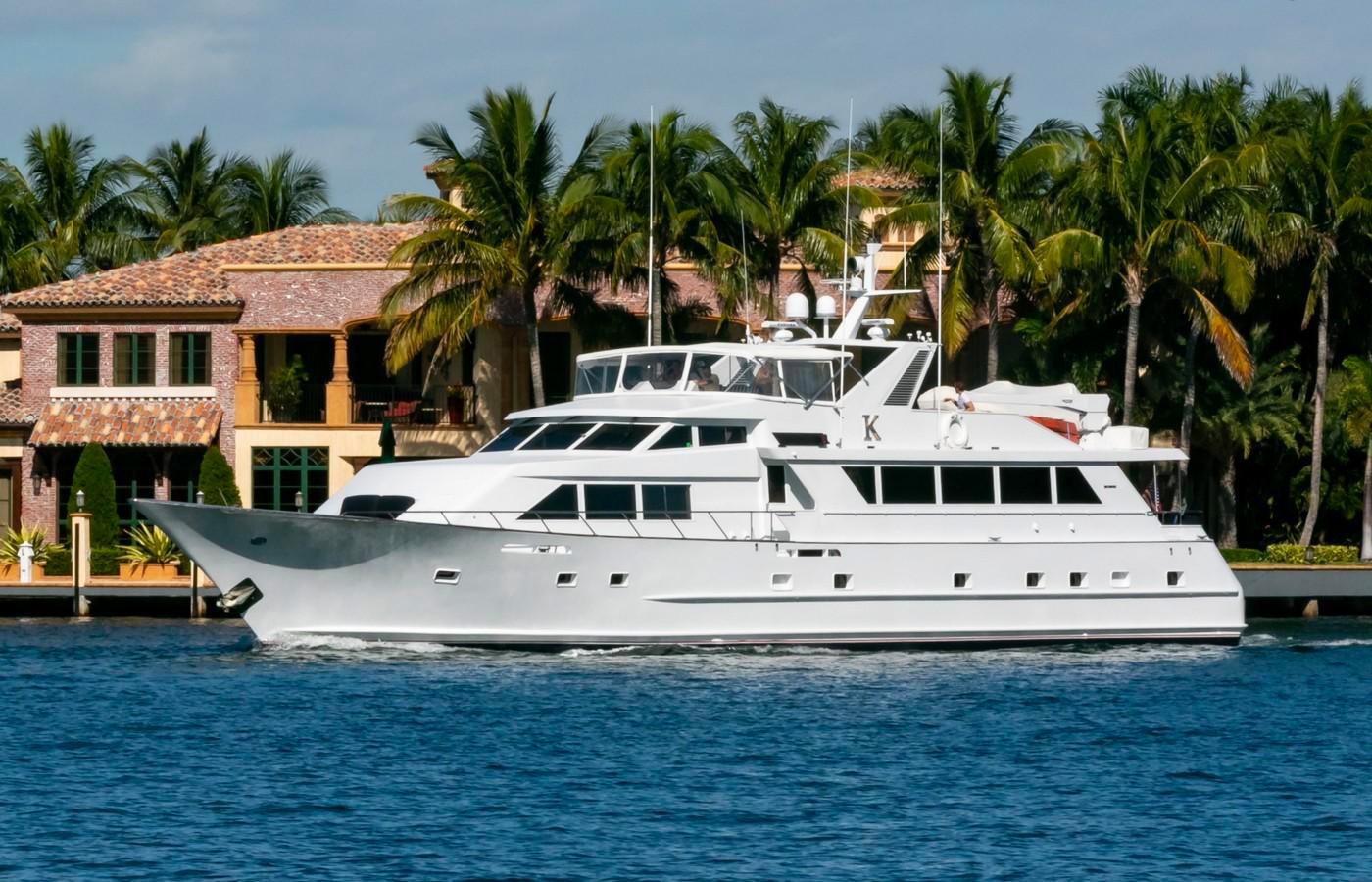100 Broward K Sold By Yacht Broker Skip Denison