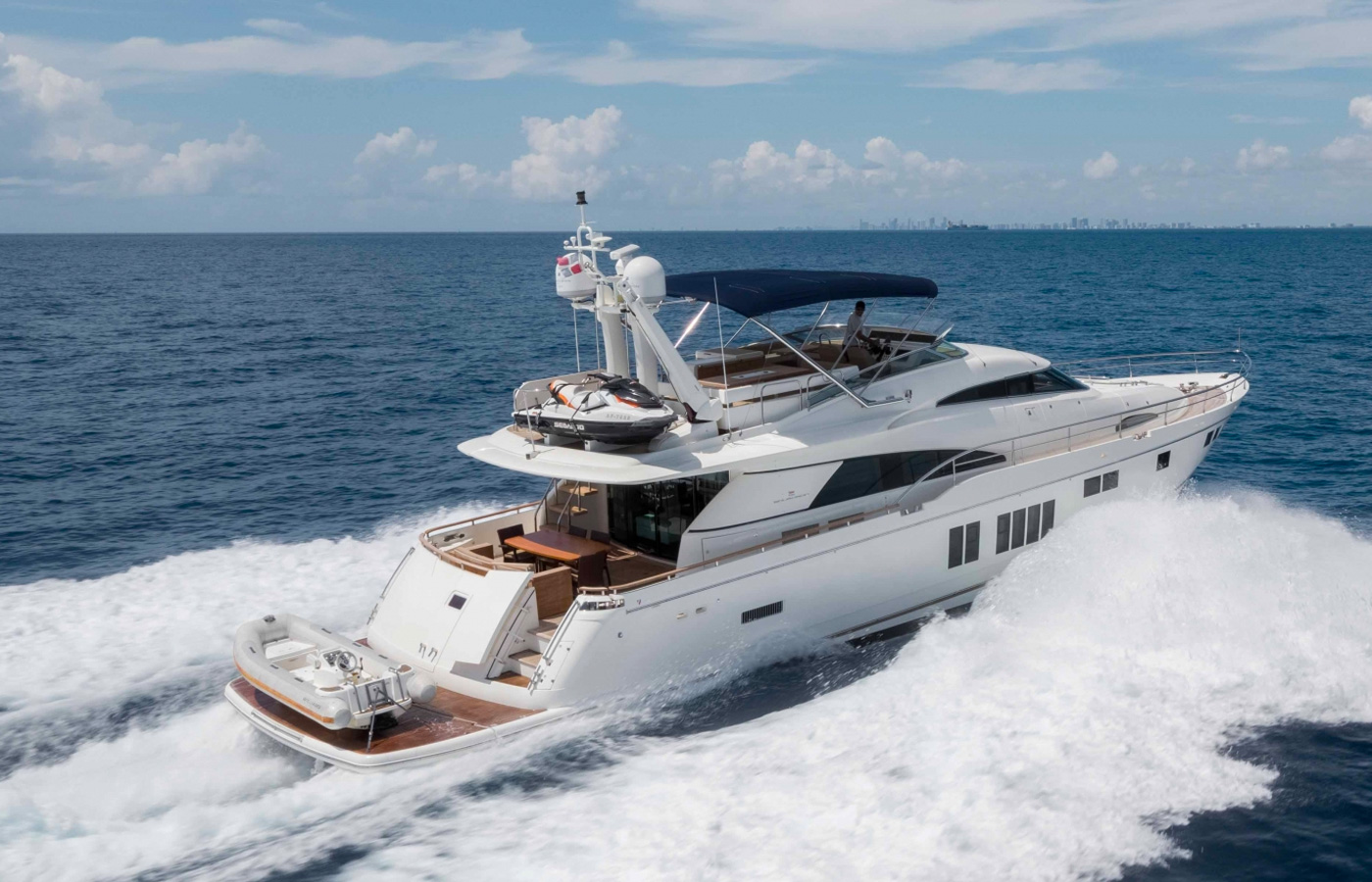 78' Fairline Motor Yacht Sold By Juno Prudhomm
