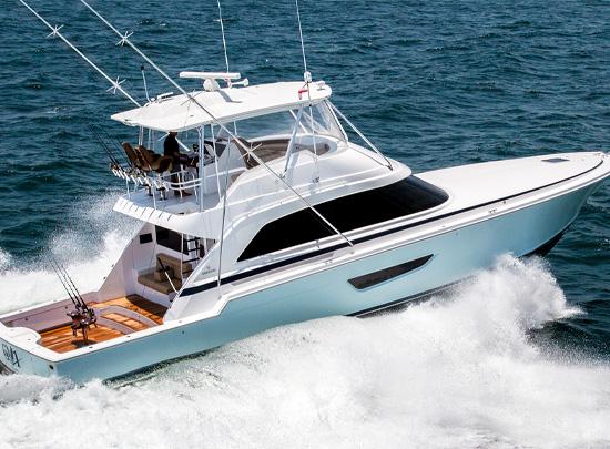 Bertram Sea Trial Event [New Sportfish + Express Yachts]