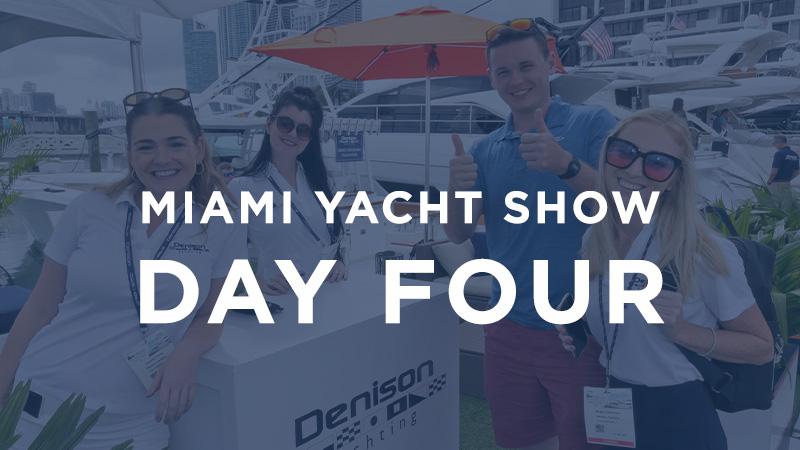miami yacht show day 4
