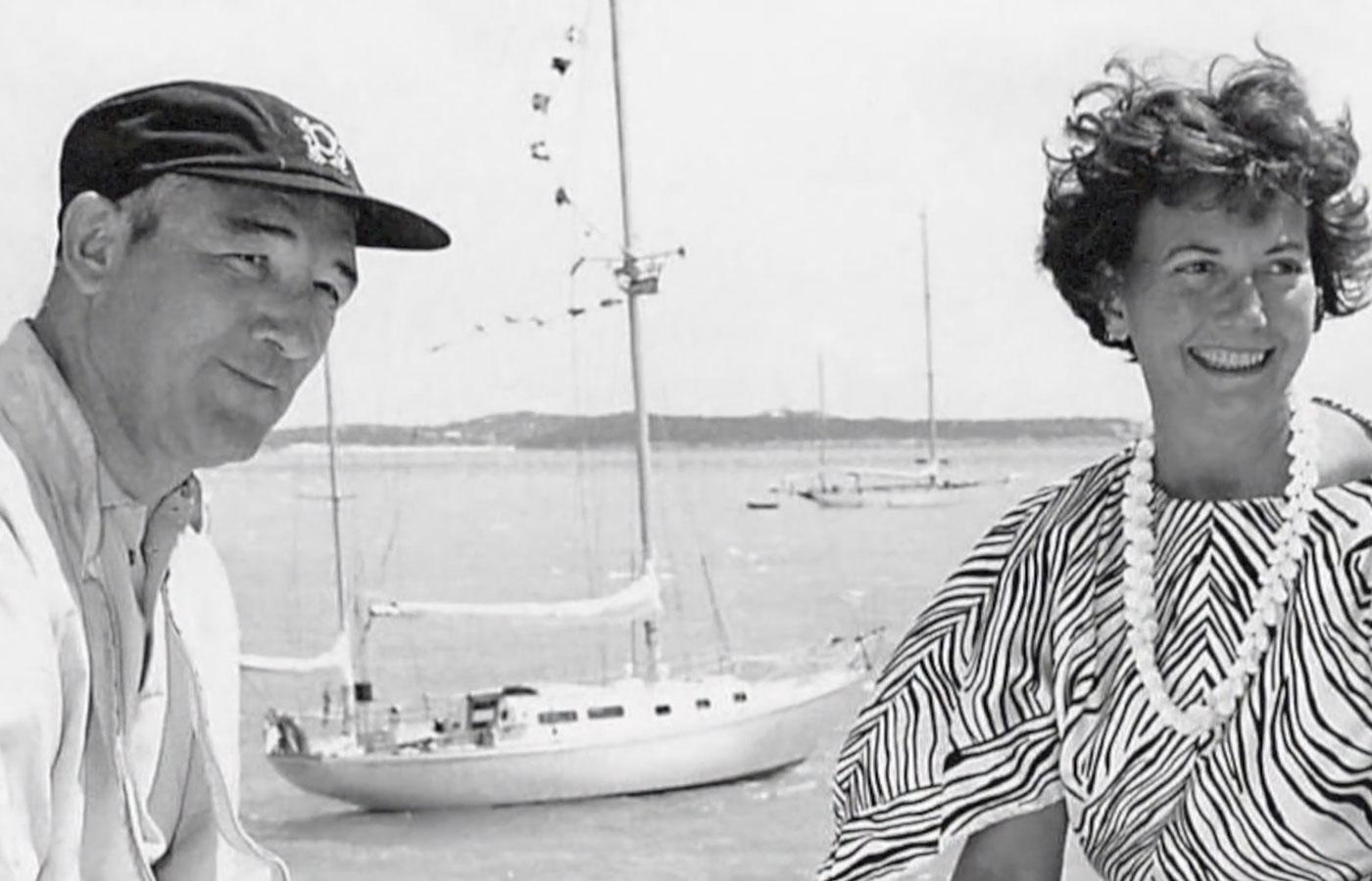 History Fort Lauderdale Honors Frank + Gertrude Denison
