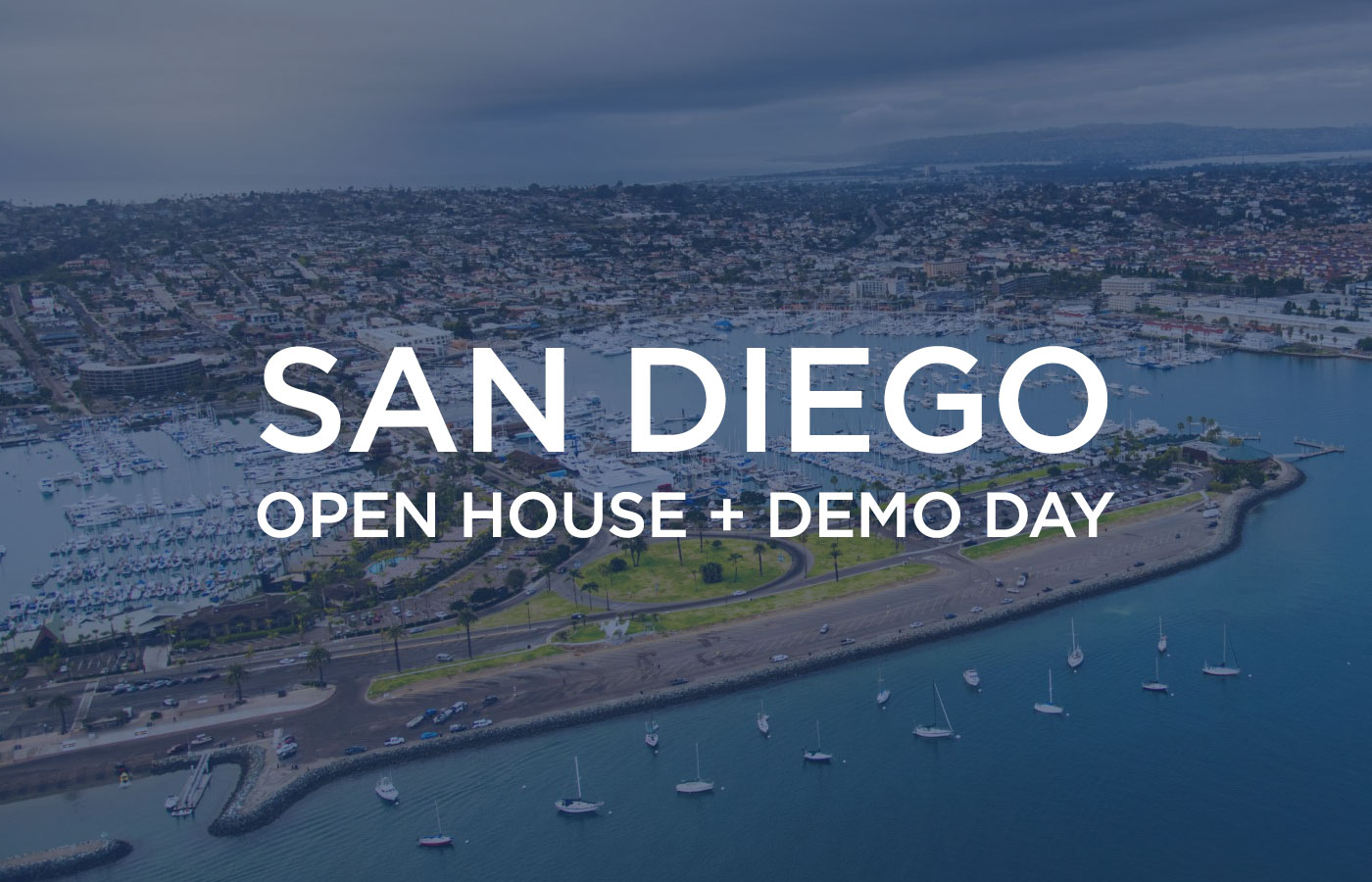 San Diego Open House + Demo Day [New Boats For Sale]