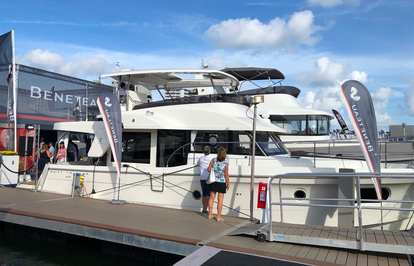 2020 TrawlerFest Stuart Boat Show