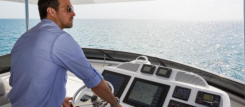 yacht captain compliance