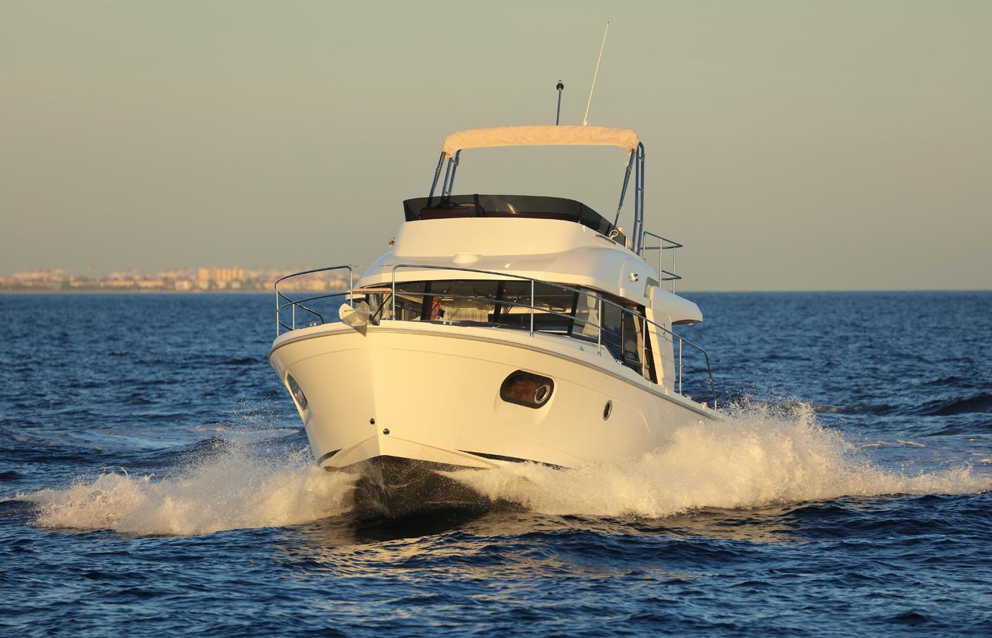 Beneteau 35 Swift Trawler [Boat Review]