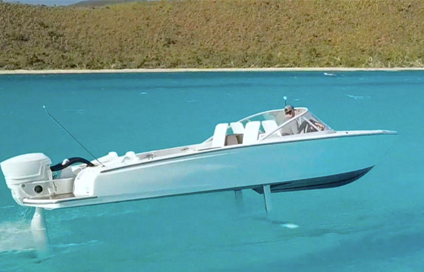 Candela Debuts Electric Speedboat [Boat Highlight]