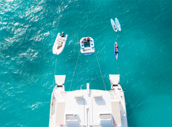 Top 3 Charter Watersports For Your Next Yacht Vacation