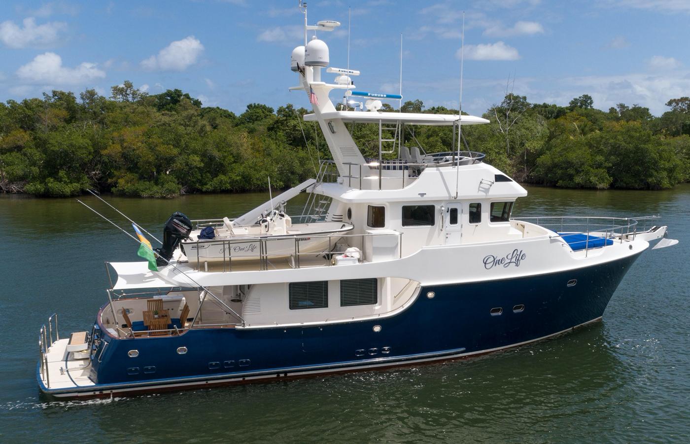 Nordhavn 60 Trawler Sold By Yacht Broker Jarrett Hiebert