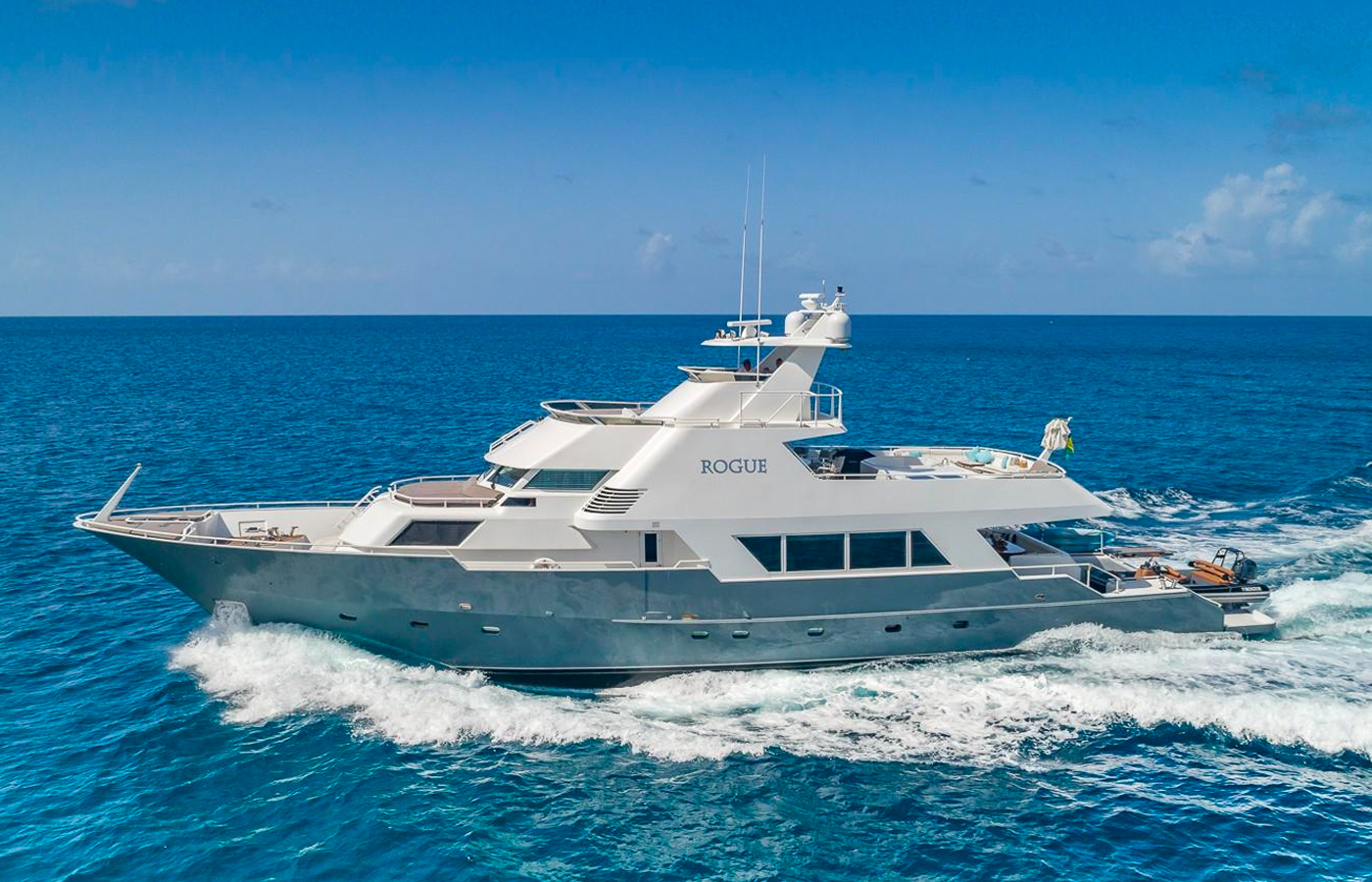 105 Poole ROGUE Sold By Yacht Broker David Johnson