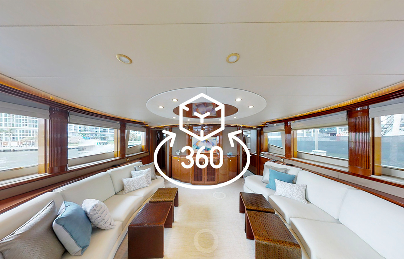 Yachting Virtual Tour Library [Explore Boats For Sale]