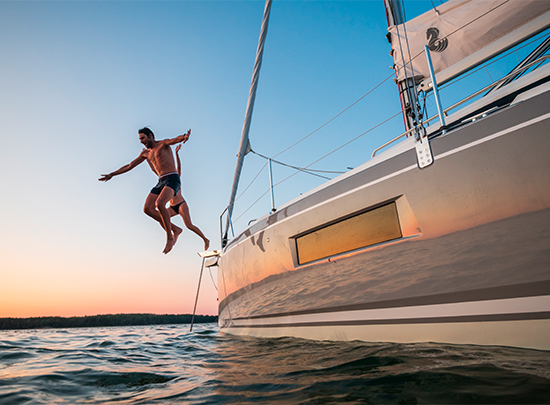 U.S. Flagged Charter Itineraries [Private Yacht Vacation]