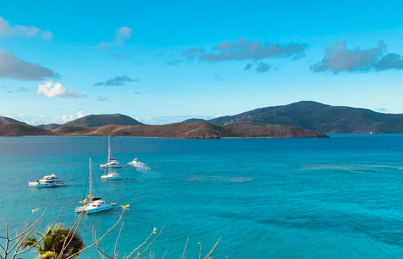 Virgin Islands Open For Charter Yachts [COVID-19 Protocol]