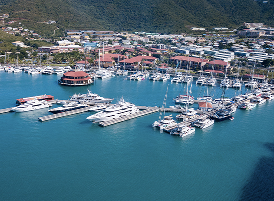 Charter A Private Yacht To USVI [Caribbean Vacation]